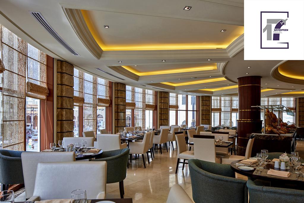 ساحة الطعام فندق انوار المدينة موفمبيك