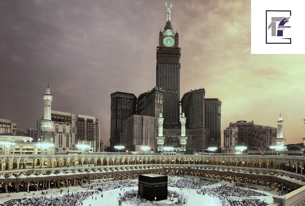 فندق الفرمونت برج الساعة مكة (2)