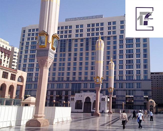 فندق انوار المدينة موفمبيك السعودية